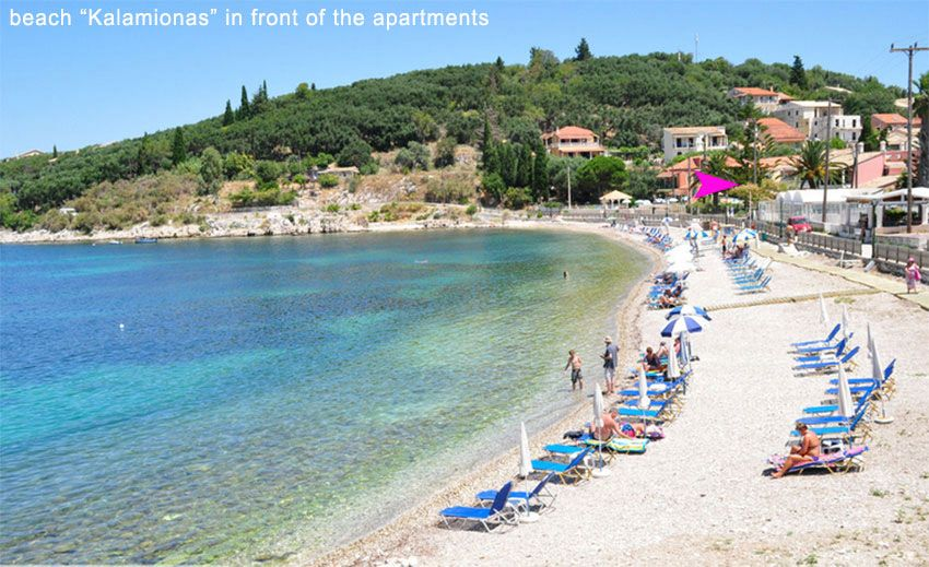 Kassiopi Area Renovation Properties For Sale On The Beach