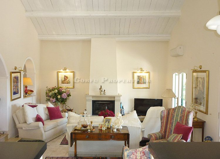For sale villa at Sgombou, Korakiana Corfu