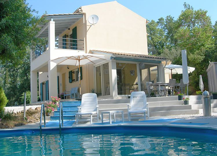 For Sale Luxury House near Palaiokastritsa, Corfu.