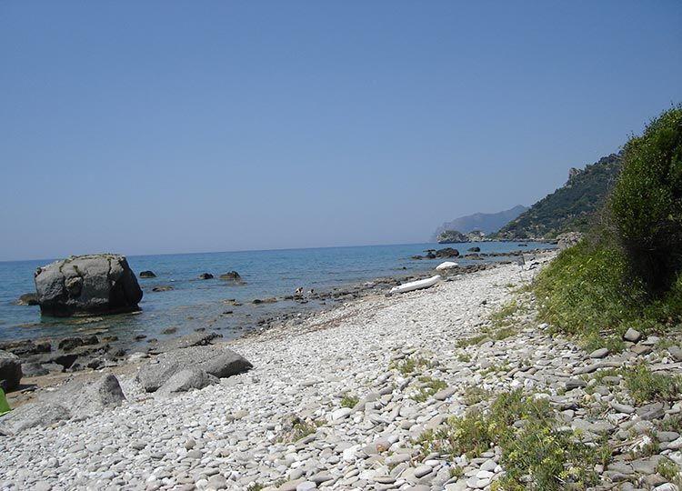Land for sale near Agios Gordis