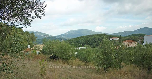 For Sale land in Agios Matheos, Corfu
