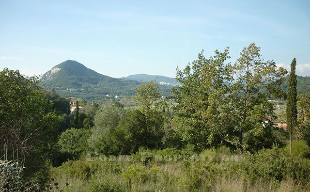 For sale. Land at Vatos near Ermones, Corfu