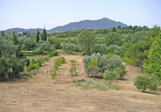 For sale land at Agios Ioannis, Central Corfu