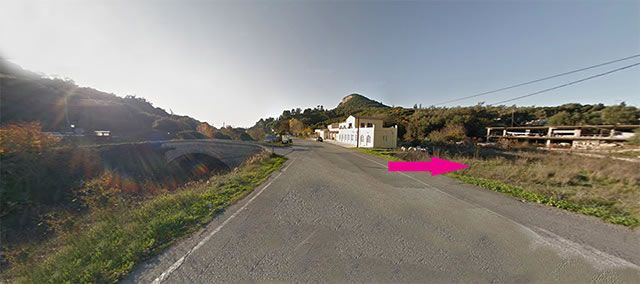 For Sale land at Ermones, Corfu