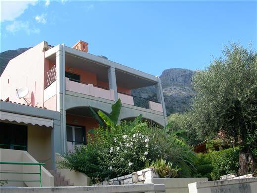 For Sale: Two bedroom apartment with sea view in La Riviera, Barbati Corfu
