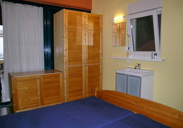 double room at the rear