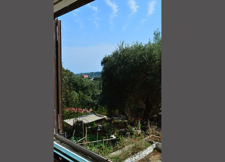 view from right bedroom