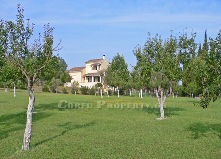 For Sale spacious villa at Agios Ioannis