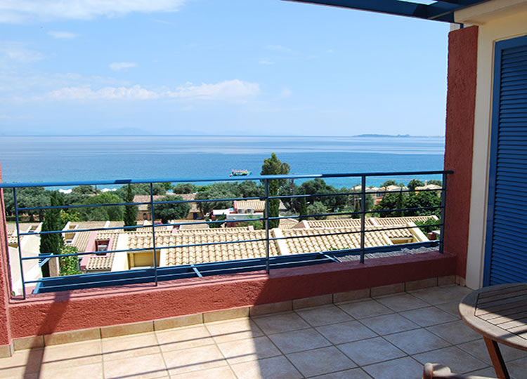Holiday Home for sale on the beach of Barbati