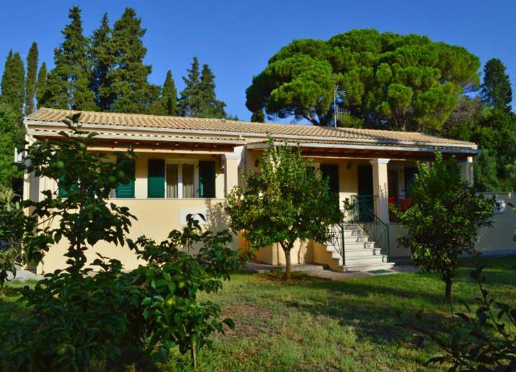 For Sale house at Kombitsi, Corfu