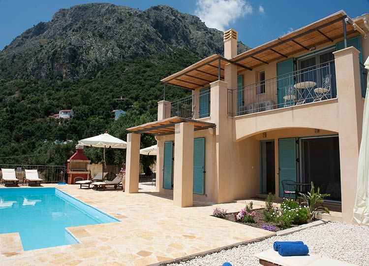 House for sale at Glyfa Nisaki Corfu