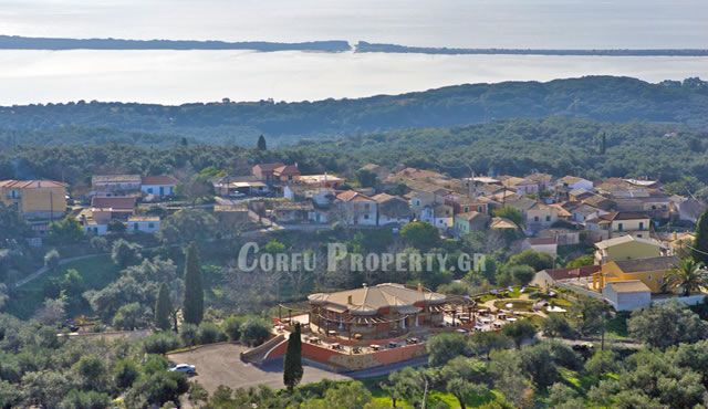 Business for sale at Chlomatiana, South Corfu