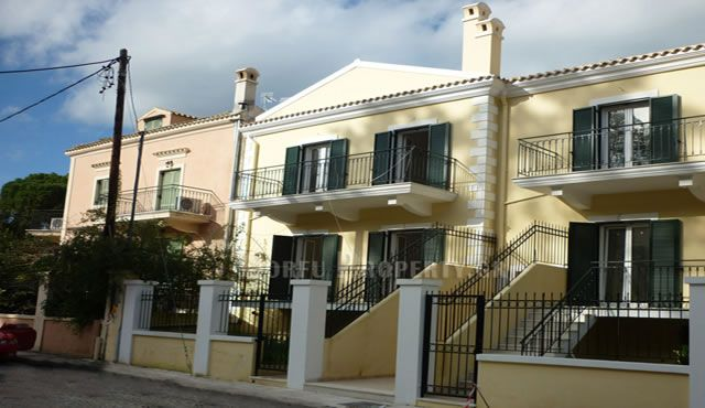 For sale apartment in Corfu Town, Anemomylo