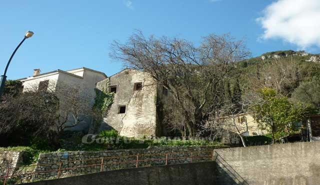 Renovation Project at Ano Korakiana Corfu