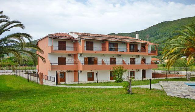 Sale. Apartment complex near Ipsos, Corfu