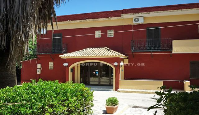 For sale, Family Hotel on beach of Dassia, Corfu