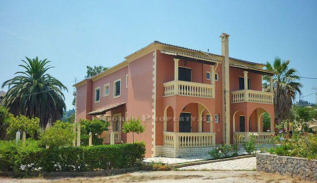Apartment complex for sale in Gouvia.