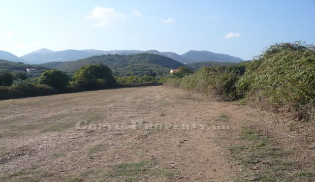 For Sale. Building plot very close to the sea at Acharavi, Almyros